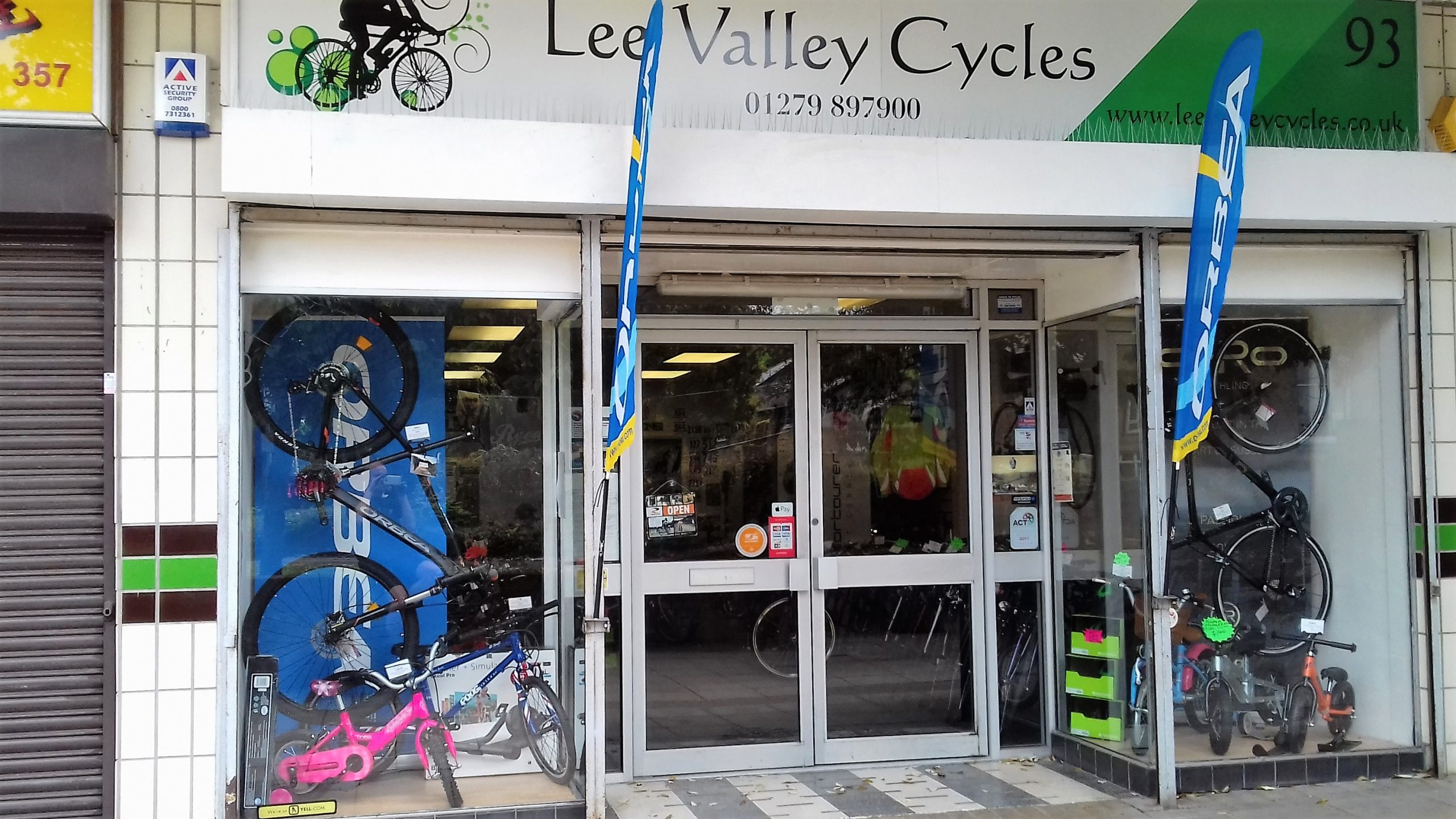 Lee Valley Cycles
